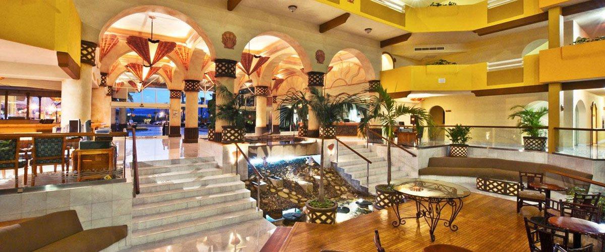 Villa del Palmar Cabo Lobby