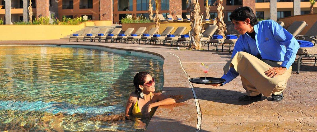 Villa del Palmar Islands of Loreto Pool Service