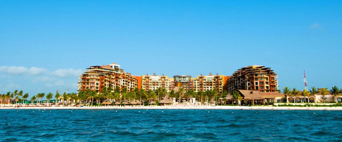 Villa del Palmar Cancun Ocean