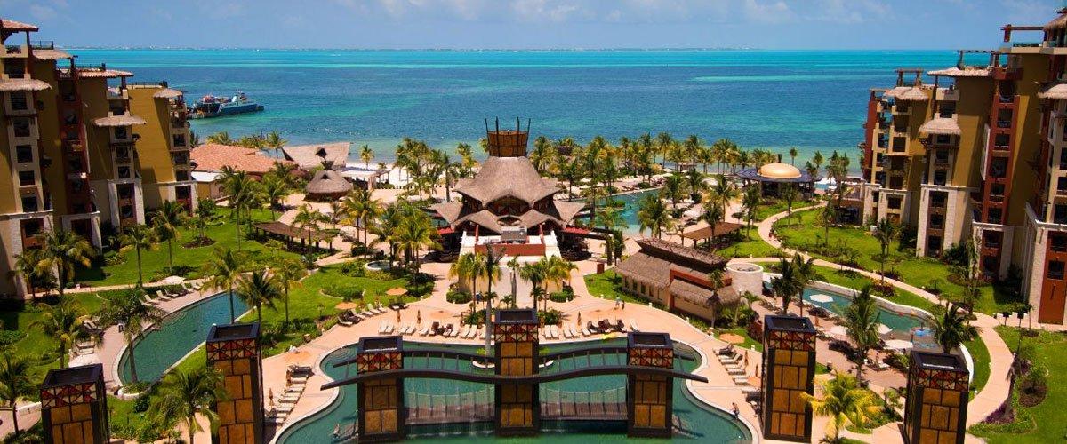 Villa del Palmar Cancun Ocean View