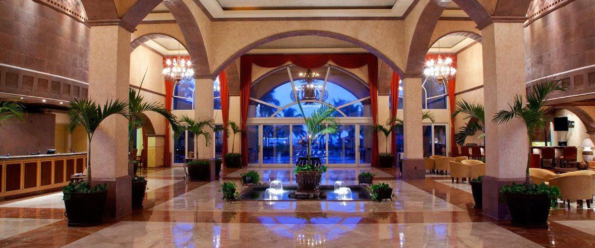 Villa del Palmar Flamingos Lobby