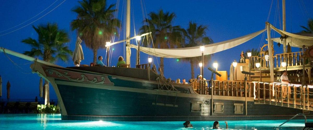 Villa del Arco Pool Ship
