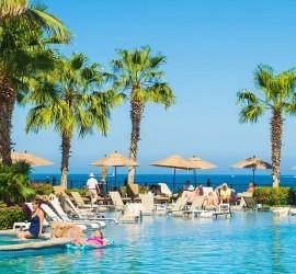 Villa del Arco pool & ocean view