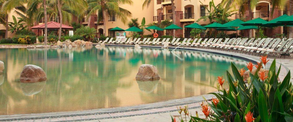 Villa del Palmar Flamingos pool