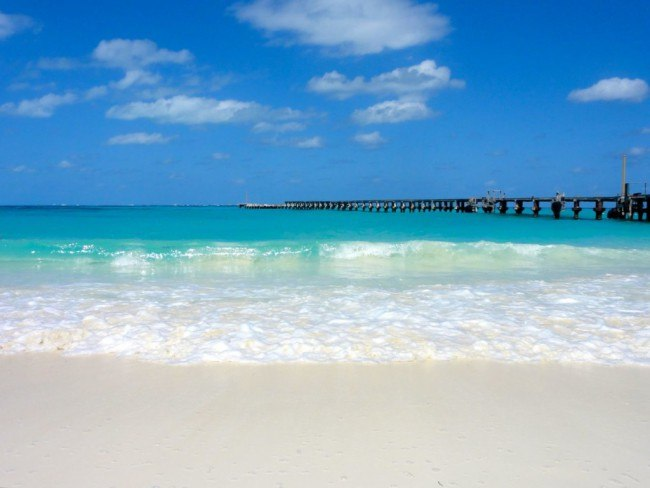 Cancun, Mexico top for beach destinations