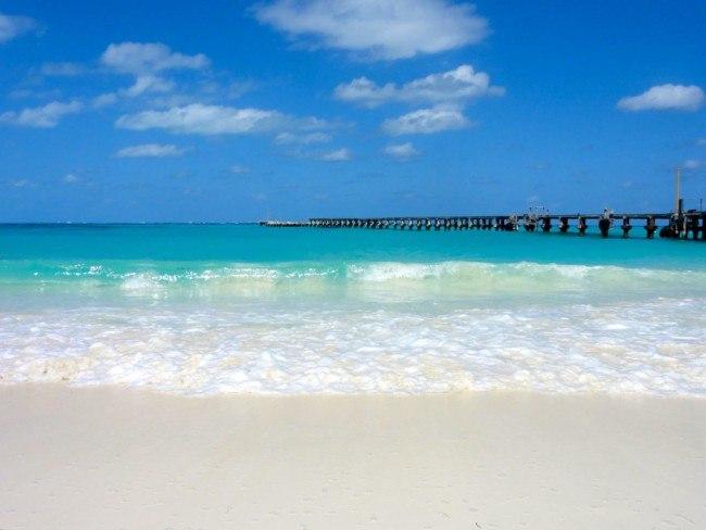 Cancun, Mexico top for beach destinations