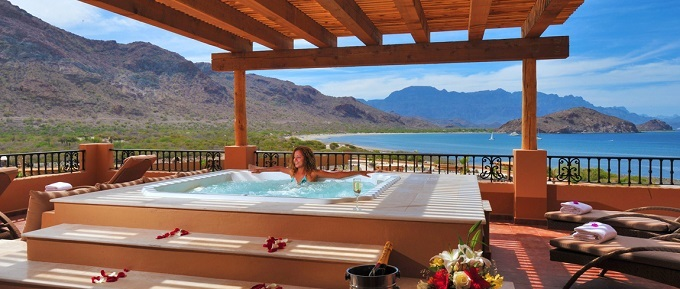 Accommodations Villa del Palmar at the Islands of Loreto