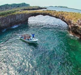 marietas boat tour