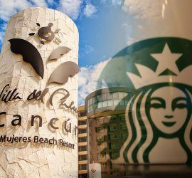 Starbucks Coffee at Villa del Palmar Cancun