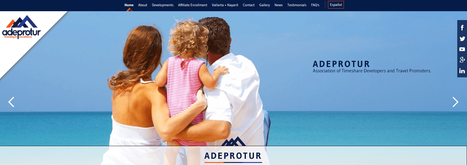 adeprotur and Villa del palmar timeshare