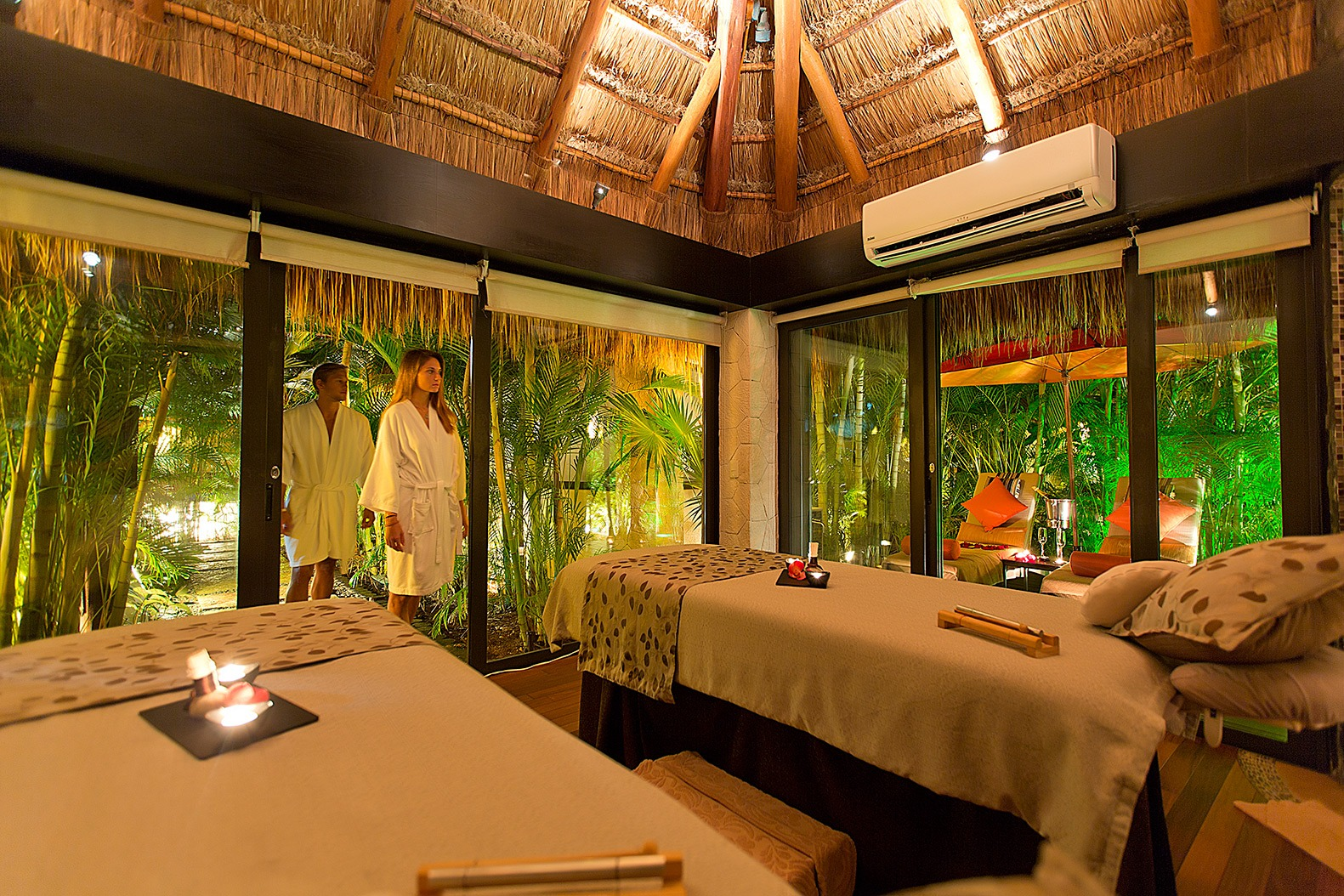 Wellness Activities at Villa Group's Cancun Resort