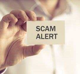 How to Recognize a Timeshare Scam