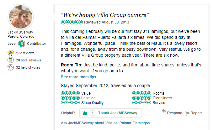 villa group timeshare