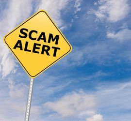 signs of a timeshare scam