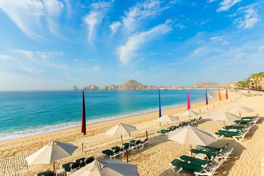 Medano Beach Villa del Palmar Cabo San Lucas