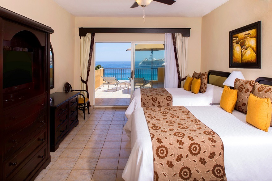 Two Bedroom Suites at Villa del Palmar Cabo