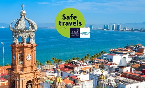 safe travels stamp puerto vallarta
