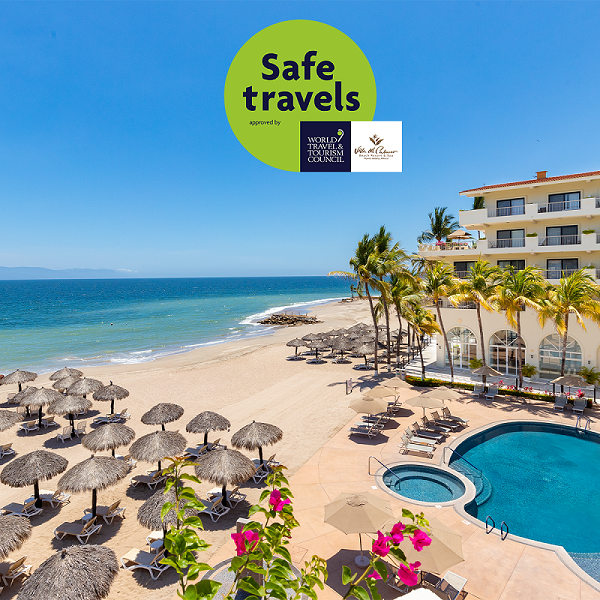 villa del palmar puerto vallarta safe travels stamp