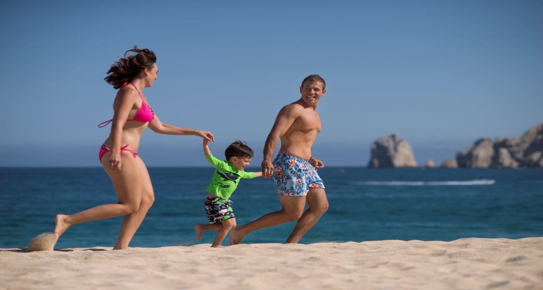 Villa del Palmar Cabo San Lucas Beach Experience Family Beach