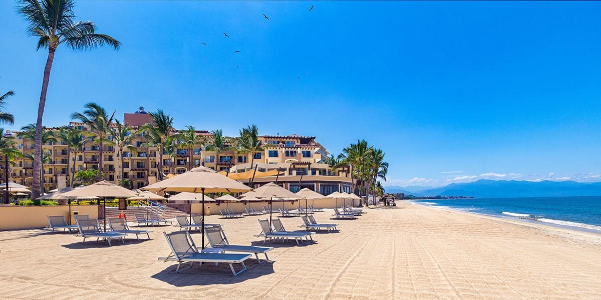 Nuevo Vallarta Beach - Villa del Palmar Fllamingos