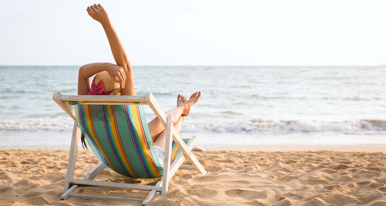 Relaxing Beach Holidays
